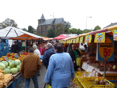 20181113 Weekmarkt Eygelshoven